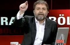 Ahmet Hakan'ı Allah'a havale etti!