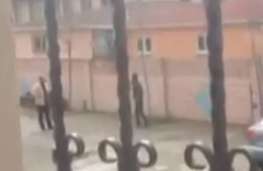 İstanbul'da inanılmaz olay!Lisede dehşet