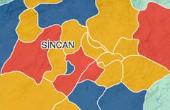 Ankara Sincan seçim sonuçları 2014