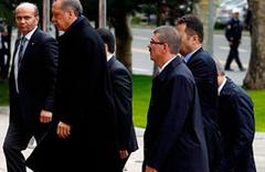Erdoğan kendini güvende hissetmiyor!