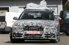 2015 Audi S6 yakalandı!