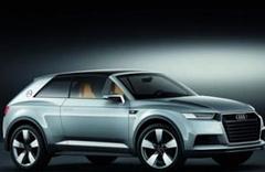 Audi Q8 yakında geliyor!