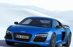 Audi R8 LMX'i tanıttı!