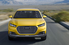 Audi TT'den SUV konsept!