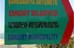Van'a Ermenice tabela!