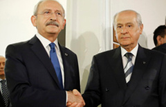 Kılıçdaroğlu ve Bahçeli ezik! Barlas bombaladı
