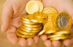 Altın fiyatları düşüş çeyreği teğet geçti