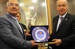 MHP'li meclis üyelerinden rüşvet istifası!
