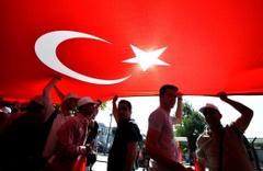Ankara'da onbinler terör için yürüdü!