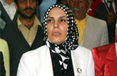 Yazıcıoğlu'nun eşinden Erdoğan'a sitem