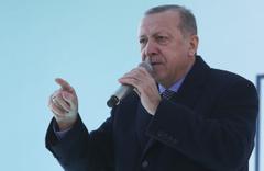 """Erdoğan : """"Temizlilk malzemelerinde tanzim satışları başlıyor"""""""