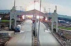 Kilis'ten patlama haberi: Yaralılar var!