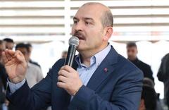 Süleyman Soylu duyurdu: Bir günde 7 ton esrar ele geçirildi