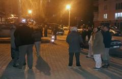 Çankırı'da peş peşe depremler Okullar tatil edildi