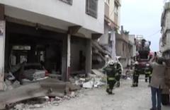Gaziantep'teki patlamadan! 1 kişi hayatını kaybetti