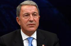 Hulusi Akar'dan flaş 'güvenli bölge' açıklaması!
