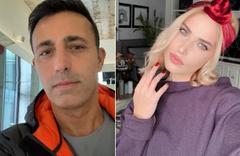 Mustafa Sandal'ın yeni sevgilisi Melisa Sütşurup aşka geldi! 14 Şubat pozu olay