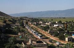 İdlib'de Türk-Rus ortak devriyesi