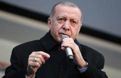 """Erdoğan:""""Bu seçimler sadece belediye değil aynı zamanda beka seçimleridir"""""""