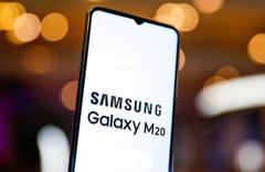 Samsung Galaxy M20 artık Türkiye'de! İşte fiyatı ve özellikleri