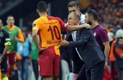 Galatasaray'a Belhanda piyangosu vurdu
