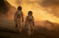 NASA Mars için komik astronot arıyor sorulara bakın