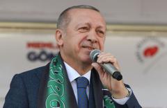 Cumhurbaşkanı Erdoğan Denizli'de konuştu