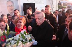 Bodrum'da Erdoğan coşkusu