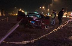 Kahramanmaraş'ta otomobil devrildi! Ölü ve yaralı var