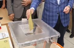 Son seçim anketi şaşırttı o iki ilde müthiş yarış