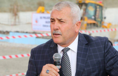 Dörtyol İlçesi Belediye Başkanı Yaşar Toksoy MHP'den istifa etti