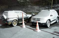 Meteoroloji uyarmıştı! Kırklareli'nde beklenen kar geldi