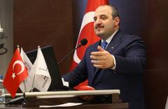 Bakan Mustafa Varank'tan Türkiye Teknoloji Buluşmaları'da önemli açıklamalar