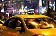 Müşteriyi araçtan indirmek isteyen taksici meslekten men edildi