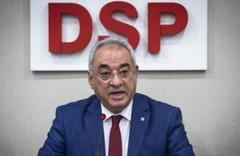 DSP'de Genel Başkanı Önder Aksakal'dan CHP'ye sert sözler