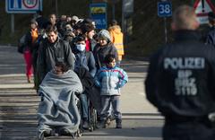 Mültecilere 'sokağa çıkma yasağı' geliyor