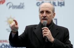 Kurtulmuş: Tek noktaları Erdoğan karşıtlığıdır