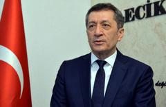 Milli Eğitim Bakanı Ziya Selçuk'tan o eseri takdim etti! Ülkemize kazandırmak için...