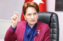 Meral Akşener'den Burhanettin Kocamaz'a iki öneri