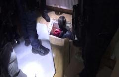 DHKP-C'li teröristlerin yakalandığı operasyonda yeni görüntüler