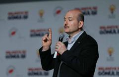 İçişleri Bakanı Süleyman Soylu: 15 bin polis alacağız