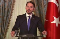 Berat Albayrak: AB ile ticaret hacmi 165 milyar dolara yaklaştı