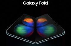 Samsung'un katlanabilir telefonu Galaxy Fold'dan kötü haber