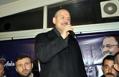 Süleyman Soylu: Ankara Büyükşehir Belediyesine PKK'yı bulaştırmayın