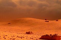 Mars'ta büyük keşif izler bulundu