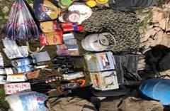 Şırnak'ta 4 sığınakta silah ve mühimmat bulundu