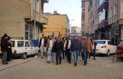Kırklareli'de cinayet gerginliği: Güvenlik önlemleri arttırıldı!