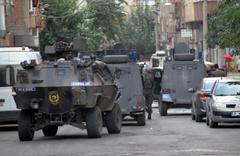 Diyarbakır'da sokağa çıkma yasağı son buldu