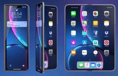 Apple katlanabilir telefonu için ilk adımı attı