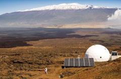 Çin, Mars Simülasyon Merkezi'ne kavuştu